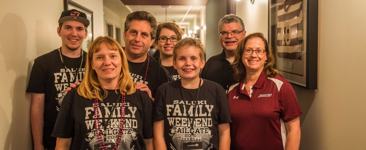 The Gross Family - 2016 Family of the Weekend